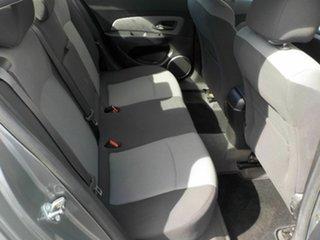 2010 Holden Cruze JG CD Grey 6 Speed Automatic Sedan