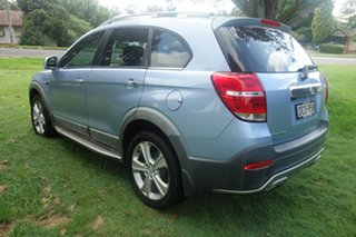 2015 Holden Captiva CG MY15 5 AWD LTZ Blue 6 Speed Sports Automatic Wagon.