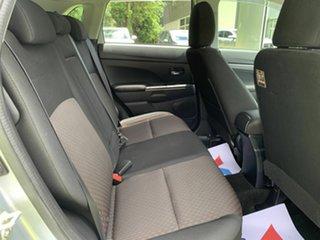 2017 Mitsubishi ASX XC MY17 LS Silver 6 Speed Sports Automatic Wagon