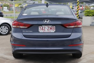2015 Hyundai Elantra AD MY17 Elite Blue 6 Speed Sports Automatic Sedan
