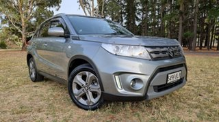 2015 Suzuki Vitara LY RT-S 2WD Grey 6 Speed Sports Automatic Wagon.