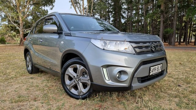 Used Suzuki Vitara LY RT-S 2WD Nuriootpa, 2015 Suzuki Vitara LY RT-S 2WD Grey 6 Speed Sports Automatic Wagon