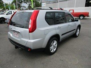 2013 Nissan X-Trail ST 4x2 Silver 5 Speed Manual Wagon.