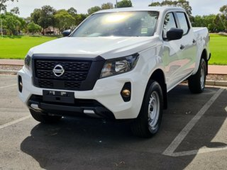 2021 Nissan Navara D23 MY21 SL Polar White 6 Speed Manual Utility