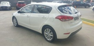 2014 Kia Cerato YD MY15 S Premium White 6 Speed Sports Automatic Hatchback