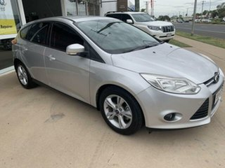 2014 Ford Focus LW MK2 MY14 Trend 5 Speed Manual Hatchback