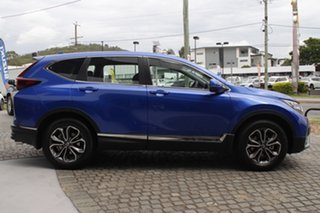 2020 Honda CR-V RW MY21 VTi 4WD L AWD Blue 1 Speed Constant Variable Wagon.