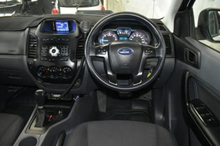 2014 Ford Ranger PX XL 3.2 (4x4) White 6 Speed Automatic Dual Cab Utility