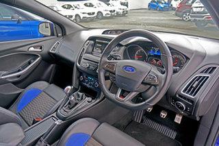 2015 Ford Focus LZ ST Blue 6 Speed Manual Hatchback
