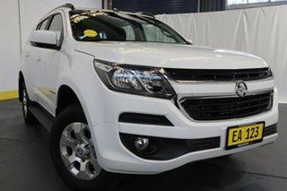 2019 Holden Trailblazer RG MY20 LT White 6 Speed Sports Automatic Wagon.