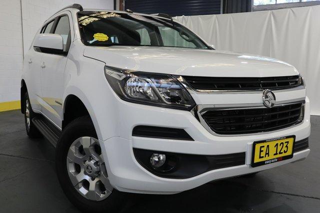 Used Holden Trailblazer RG MY20 LT Castle Hill, 2019 Holden Trailblazer RG MY20 LT White 6 Speed Sports Automatic Wagon