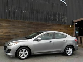 2009 Mazda 3 BL10F1 Neo Activematic Silver 5 Speed Sports Automatic Sedan