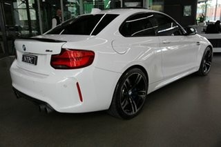 2018 BMW M2 F87 LCI D-CT White 7 Speed Sports Automatic Dual Clutch Coupe