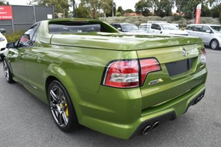 2014 Holden Special Vehicles Maloo Gen-F MY15 GTS Green 6 Speed Sports Automatic Utility