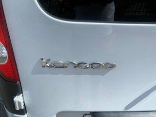 2010 Renault Kangoo F61 White 4 Speed Automatic Van