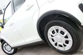 2020 Suzuki Ignis MF Series II GL Pure White Pearl 5 Speed Manual Hatchback