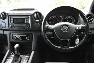 2015 Volkswagen Amarok 2H MY16 TDI420 4MOTION Perm Core White 8 Speed Automatic Utility