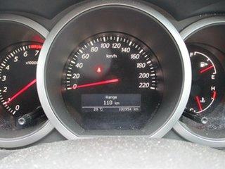 2012 Suzuki Grand Vitara JB MY09 White 5 Speed Manual Hardtop