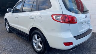 2007 Hyundai Santa Fe CM MY07 Upgrade SLX White Automatic Wagon