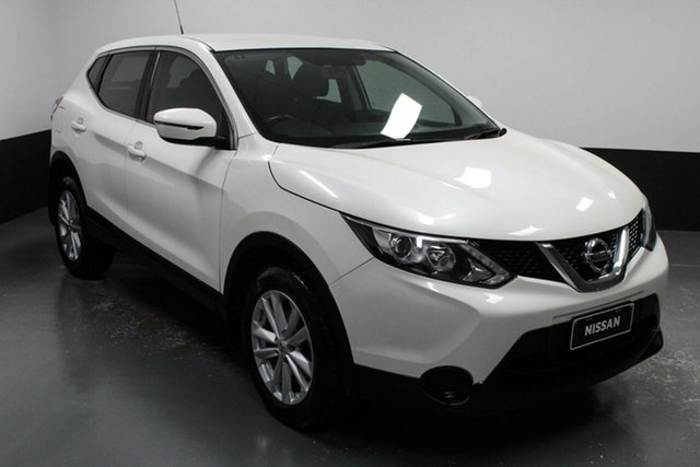 Used Nissan Qashqai J11 ST Hamilton, 2016 Nissan Qashqai J11 ST 1 Speed Constant Variable Wagon