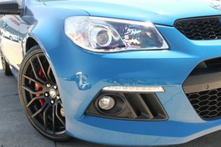 2014 Holden Special Vehicles ClubSport Gen F R8 Blue 6 Speed Manual Sedan.