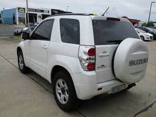 2012 Suzuki Grand Vitara JB MY09 White 5 Speed Manual Hardtop