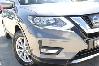 2017 Nissan X-Trail T32 ST-L X-tronic 2WD Gun Metallic 7 Speed Constant Variable Wagon.