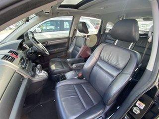2007 Honda CR-V RE MY2007 Luxury 4WD Black 5 Speed Automatic Wagon