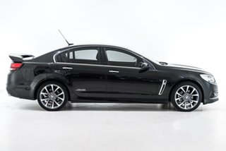 2014 Holden Commodore VF MY14 SS V Black 6 Speed Sports Automatic Sedan