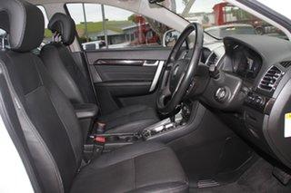 2014 Holden Captiva CG MY14 7 AWD LTZ White 6 Speed Sports Automatic Wagon
