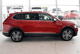 2020 Volkswagen Tiguan 5N MY20 162TSI Highline DSG 4MOTION Allspace Red 7 Speed