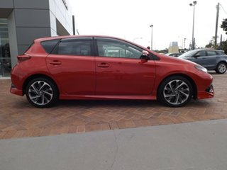 2015 Toyota Corolla ZRE182R SX S-CVT Red 7 Speed Constant Variable Hatchback.