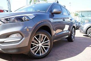 2015 Hyundai Tucson TL Active X (FWD) Grey 6 Speed Automatic Wagon.