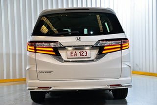 2019 Honda Odyssey RC MY19 VTi White 7 Speed Constant Variable Wagon