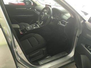 2020 Mazda CX-5 KF4WLA Maxx SKYACTIV-Drive i-ACTIV AWD Sport Sonic Silver 6 Speed Sports Automatic