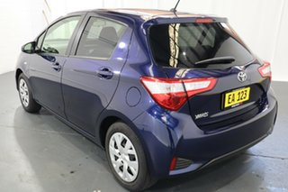 2019 Toyota Yaris NCP131R SX Blue 4 Speed Automatic Hatchback