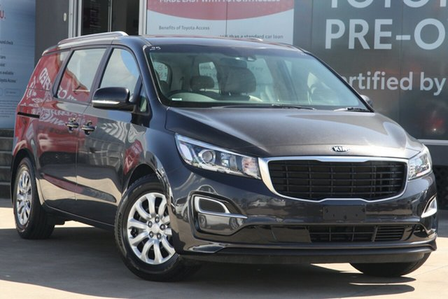 Pre-Owned Kia Carnival YP MY19 S Guildford, 2019 Kia Carnival YP MY19 S Grey 8 Speed Sports Automatic Wagon