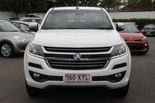 2018 Holden Colorado RG MY18 LTZ Pickup Crew Cab White 6 Speed Sports Automatic Utility.
