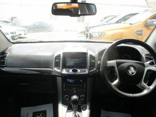 2011 Holden Captiva CG MY10 LX (4x4) White 5 Speed Automatic Wagon