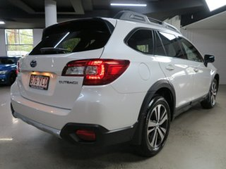 2018 Subaru Outback B6A MY18 2.5i CVT AWD Premium Pearl White 7 Speed Constant Variable Wagon