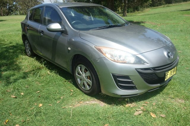 Used Mazda 3 BL10F1 Neo Activematic East Maitland, 2010 Mazda 3 BL10F1 Neo Activematic Grey 5 Speed Sports Automatic Hatchback