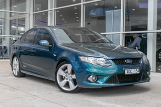 2010 Ford Falcon FG XR6 Grey 5 Speed Sports Automatic Sedan