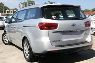 2018 Kia Carnival YP PE MY19 S Silver 8 Speed Automatic Wagon.