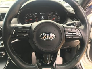 2018 Kia Stinger CK GT White Sports Automatic