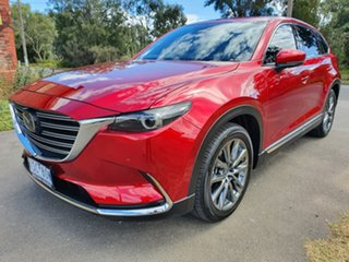 2020 Mazda CX-9 TC Azami Red Sports Automatic Wagon.