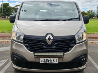 2015 Renault Trafic X82 103KW Low Roof LWB Gold 6 Speed Manual Van.