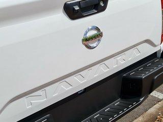 2021 Nissan Navara D23 MY21 SL Polar White 6 Speed Manual Utility