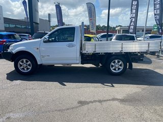 2014 Great Wall V200 K2 MY14 White 6 Speed Manual Cab Chassis