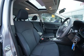 2014 Subaru XV MY14 2.0I-S Silver Continuous Variable Wagon