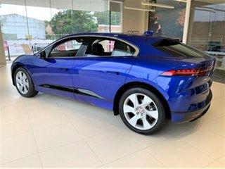 2019 Jaguar I-Pace X590 MY19 EV400 AWD SE Caesium Blue 1 Speed Automatic Wagon